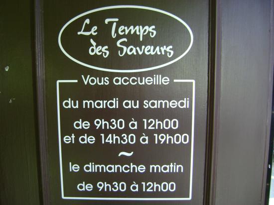 Horaires d 39 ouverture magasin - Heure d ouverture des bureaux de vote ...