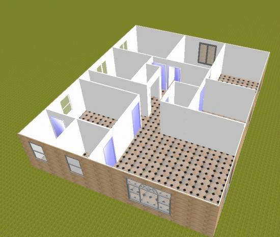 Activit s sweet home 3d for Modele maison sweet home 3d