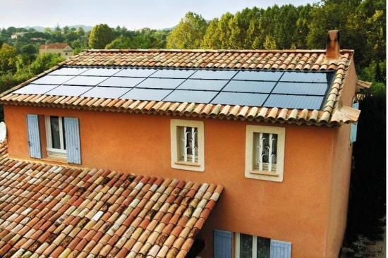 panneaux solaire photovolta que saint gogain solar sunlap 2 3kwc 11999 ttc pos en bourgogne. Black Bedroom Furniture Sets. Home Design Ideas