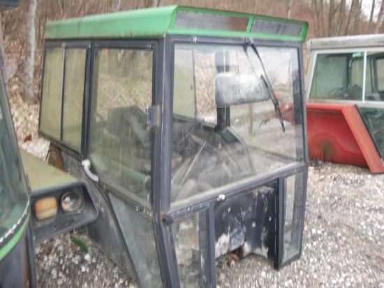 Cabines tracteurs for Plans de cabine gratuits