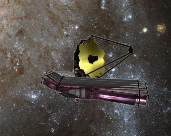 Le James Webb Space Telescope (JWST)
