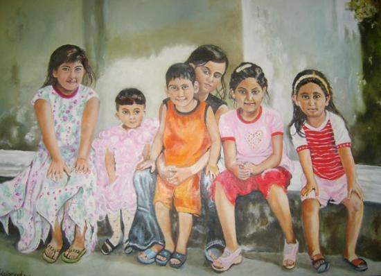 Enfants de Turquie