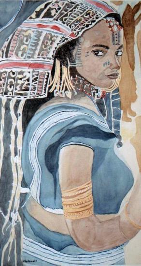 femme Bororo