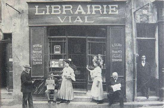 Librairie Vial