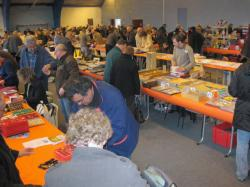 Salon des collectionneurs 2010 à Château-thierry