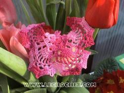 papillon crochet