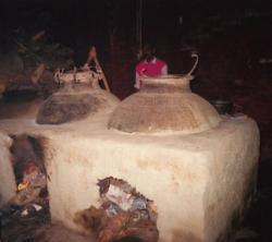 Alambics de parfumeurs indiens (Kannauj)