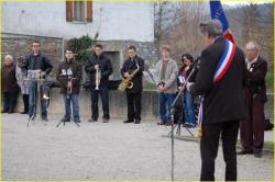 Maire et école de musique