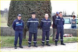 Tiens, manque la gendarmerie?