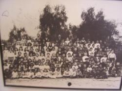 Rosh-Pina- Les premiers habitants