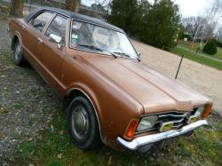 Ford Taunus 1300 XL de 1975