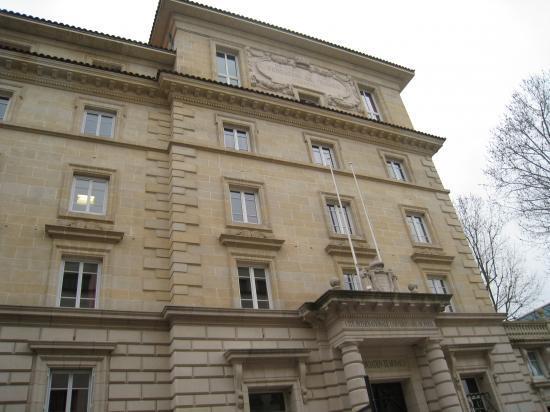 Fondation de Monaco - Cité Universitaire