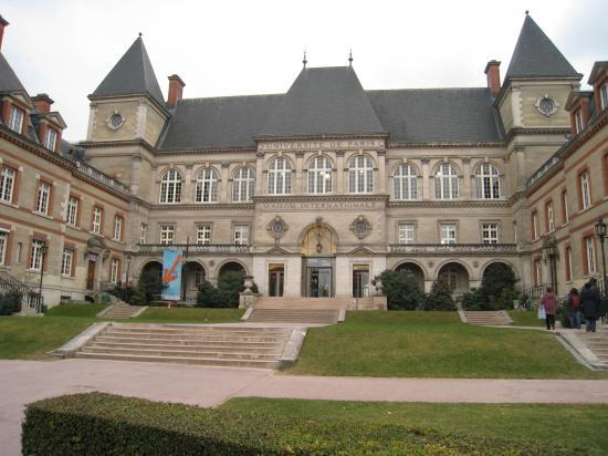 Maison Internationale - Cité Universitaire