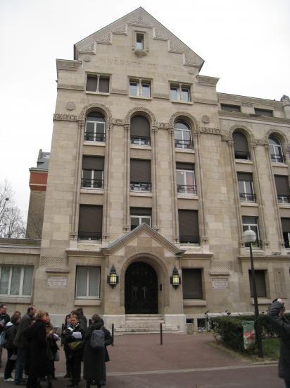 Maison des Etudiants Arméniens