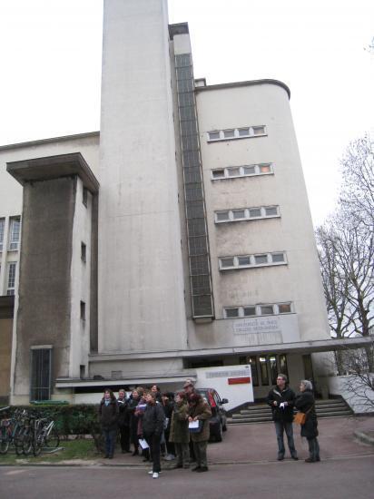 Collège Néerlandais - Fondation Juliana - Cité Universitaire