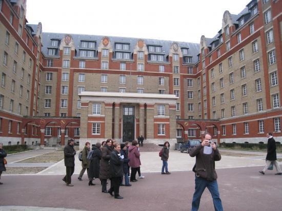 Maison des Provinces de France - Cité Universitaire