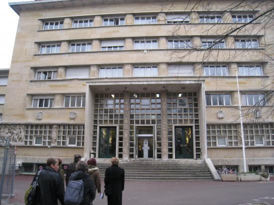 Résidence Lucien Paye  - Cité Universitaire