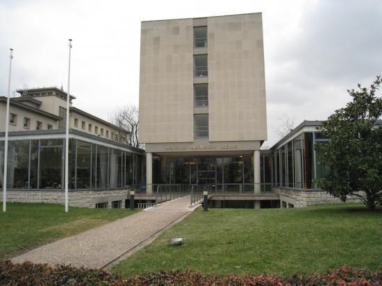 Maison Heinrich Heine - Cité Universitaire