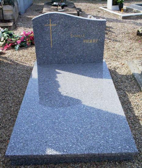 Granitier caveaux tombales plaques dans le lot et garonne for Prix d une plaque de marbre