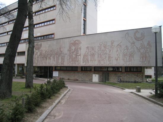 Casa de Mexico - Cité Universitaire