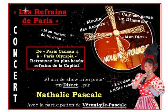 Interprétè par Nathalie-Pascale