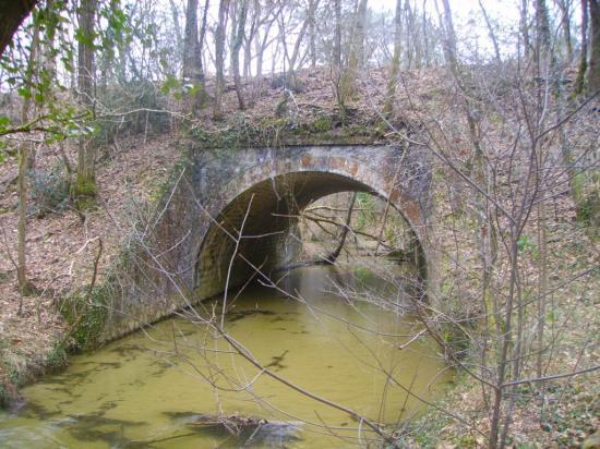 Pont sur l'Escource_2
