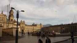 Bogota - Plaza de Bolivar