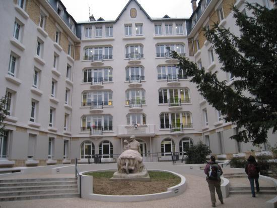 Fondation de l'Institut National Agronomique - Cité Universitaire de Paris