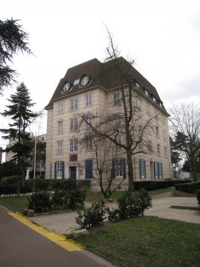 Maison des Etudiants Suédois - Cité Universitaire de Paris