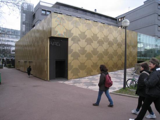 Fondation André de Gouveia - Maison du Portugal - Cité Universitaire