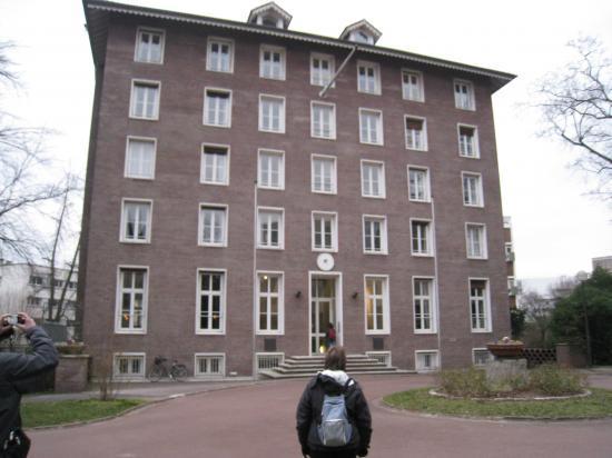 Fondation Danoise - Cité Universitaire à Paris