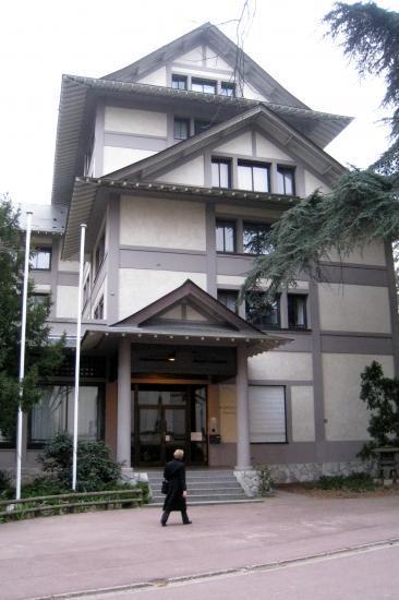 Maison du Japon - Cité Universitaire à Paris