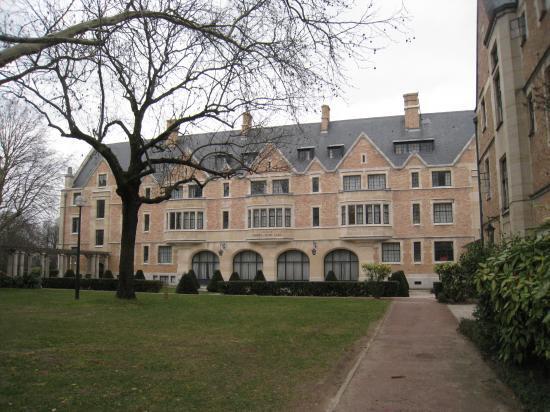 Pavillon Marie Curie - Fondation Deutsch de la Meurthe - Cité Universitaire