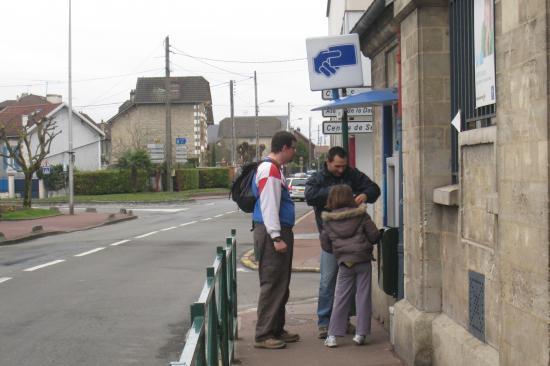 Richard, Bastien et Ilona