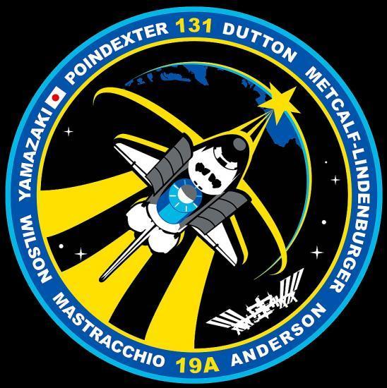 Logo STS-131