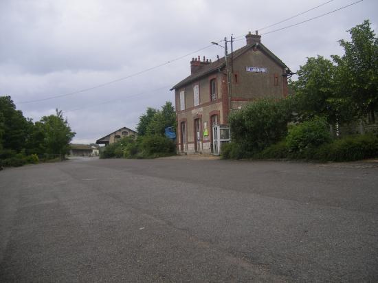 Gare de Gallardon-Pont
