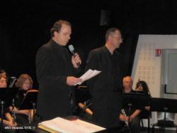 L'union musicale et le conservatoire en plein accord - Brasles  Mars 2010