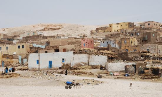 Qurnet muraï - Avril 2009.