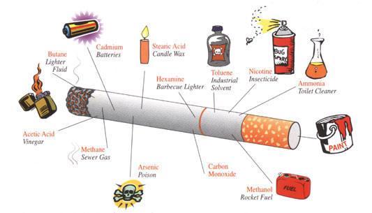 Maladies et affections lies au tabac - je-commencecom