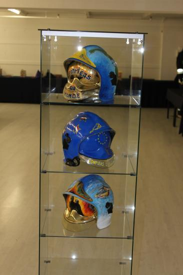 Trilogie de casque f1