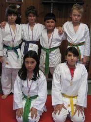 Château-Thierry Karaté : Tournoi des Champions, compétition enfants