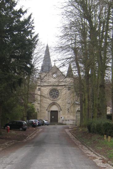 église Saint-Denis de Nointel ( 95 )