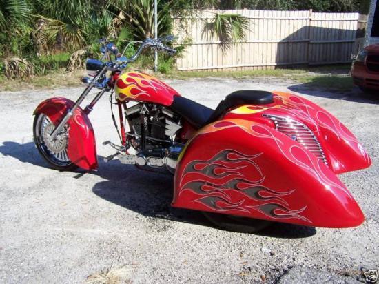 Trike Ford