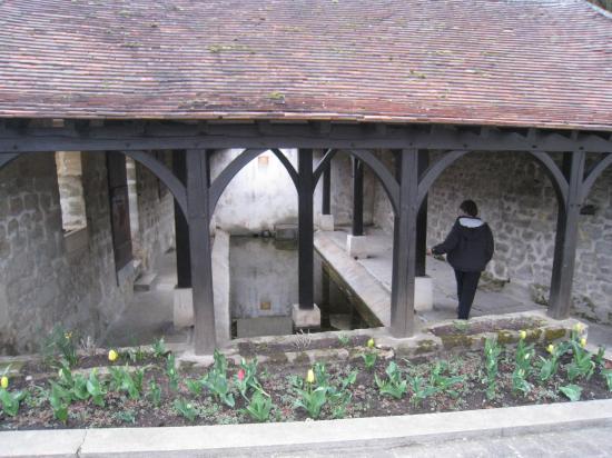 Lavoir à Boissy L'Aillerie (95)