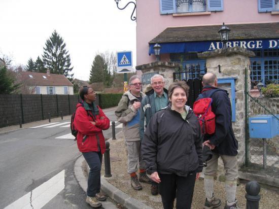 Auberge de la Gare à Montgeroult