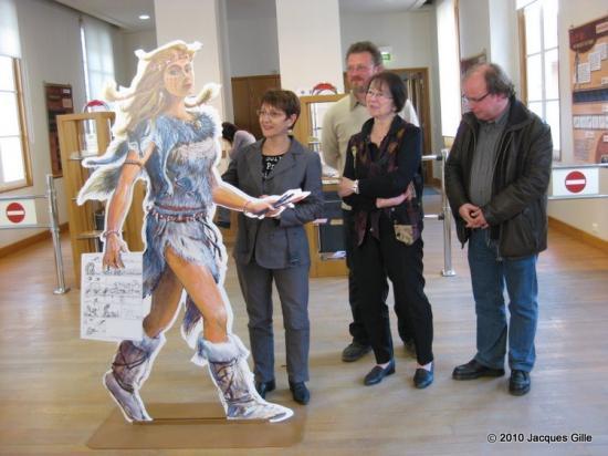 Expo à la Médiathèque Jean Macé de Château-Thierry