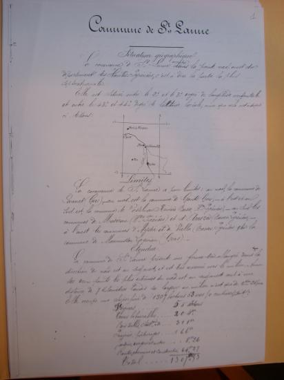monographie de saint Lanne ,page 2