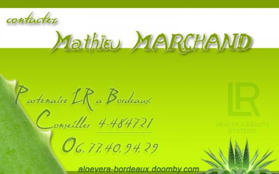 Preference Ma Carte De Visite Sur Aloevera Bordeauxdoomby FT27