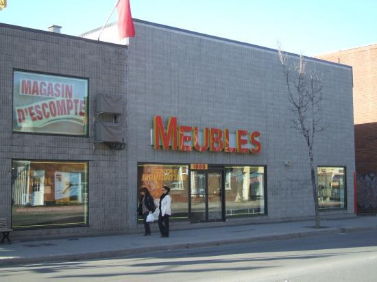 R alisations for Meuble papineau montreal