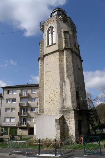 la Tour du Guet à Saint-Martin-du-Tertre